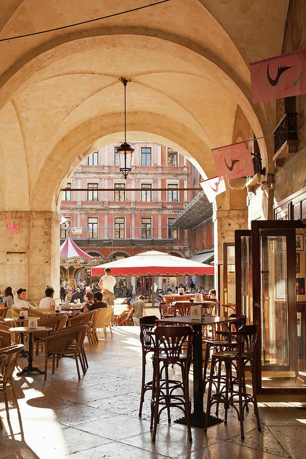 Italy, Veneto, Treviso Photograph by Buena Vista Images