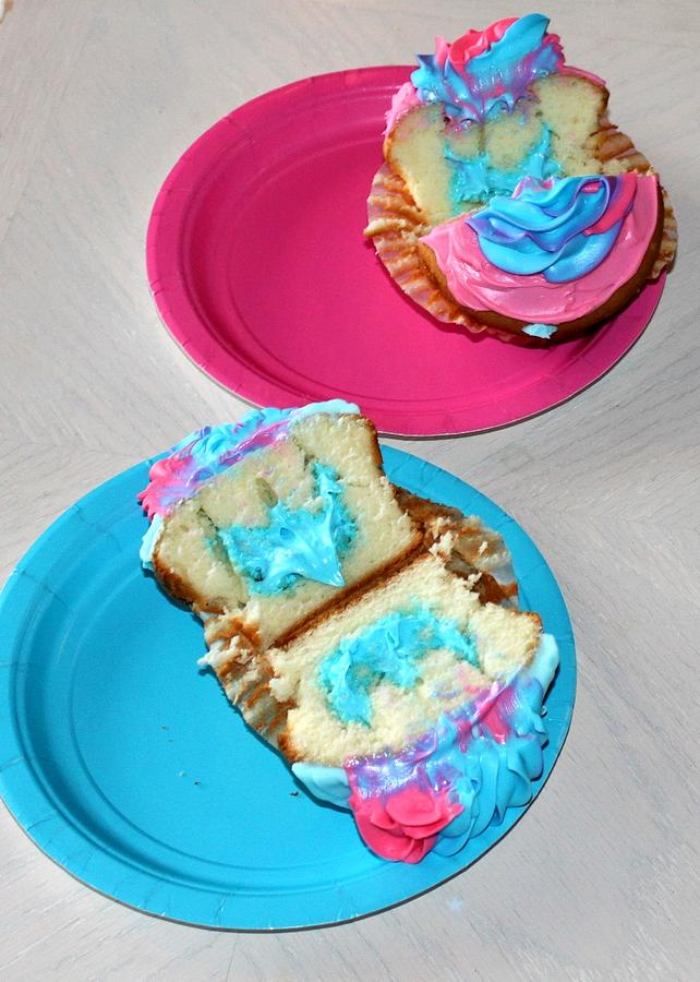 Cupcakes Photograph - Its A Boy by French Toast