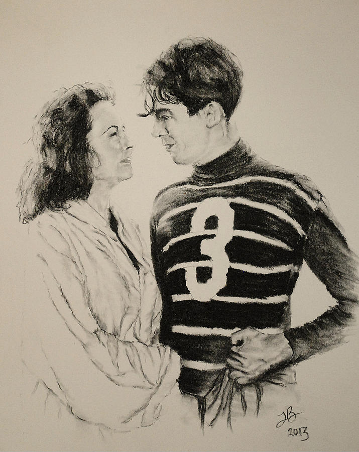 It 39 S A Wonderful Life Drawing By Tim Brandt