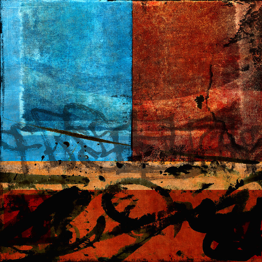 Abstract Photograph - Its All Been Said Before by Carol Leigh