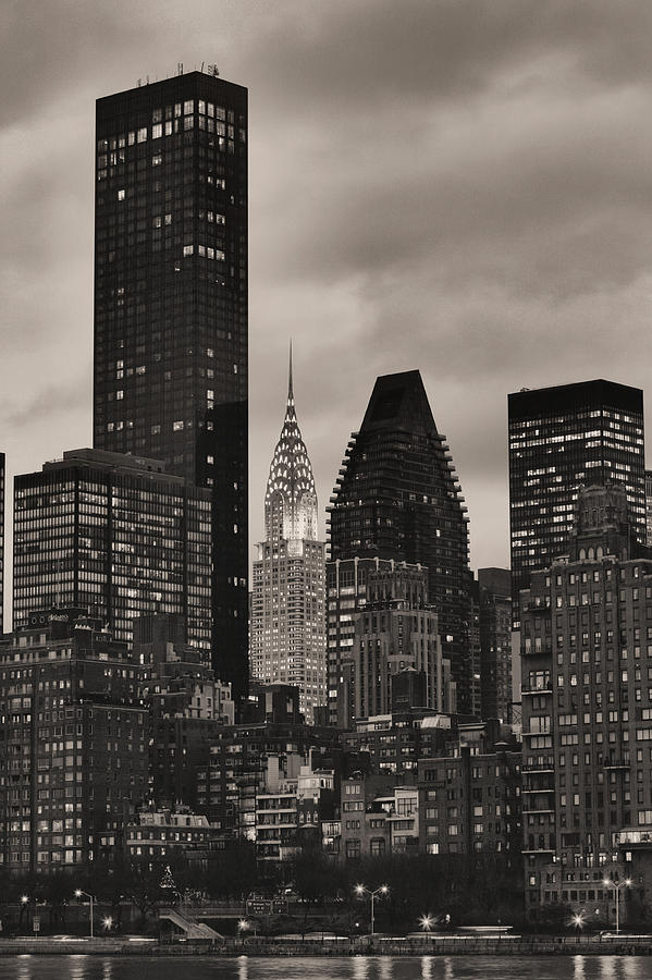 New York Photograph - Its Relative  by JC Findley