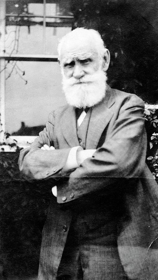 19th Century Photograph - Ivan Pavlov by American Philosophical Society