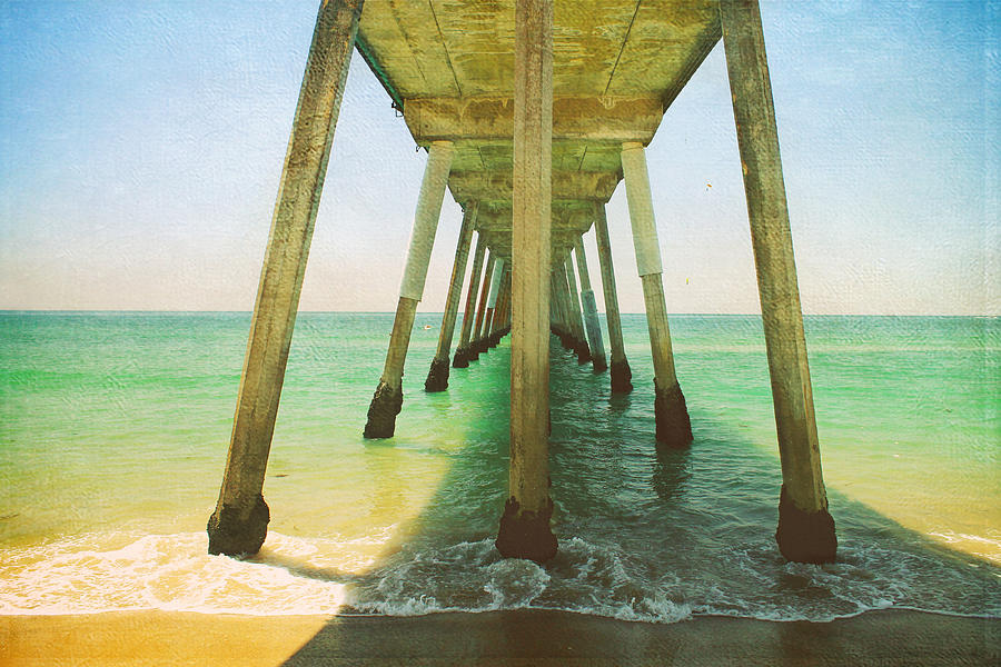 Hermosa Beach Photograph - Ive Been Here Before by Laurie Search