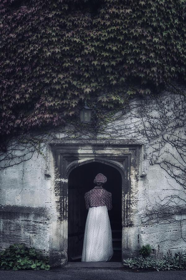 Woman Photograph - Ivy Tower by Joana Kruse
