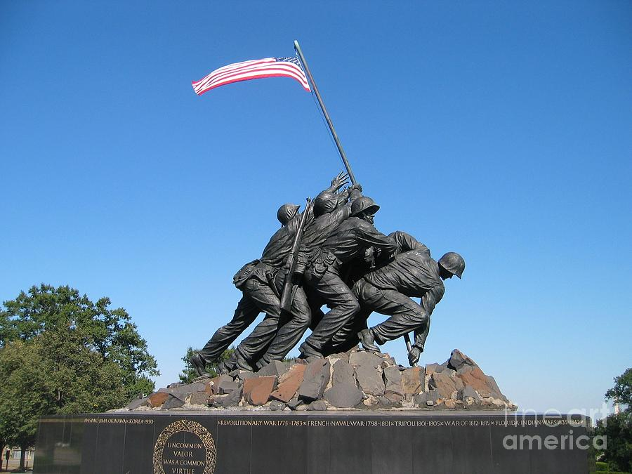 Usmc Cake Iwo Jima