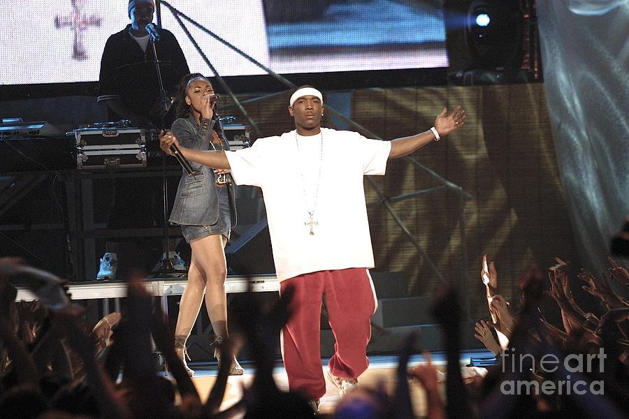 Rapper Photograph - Ja Rule by Concert Photos