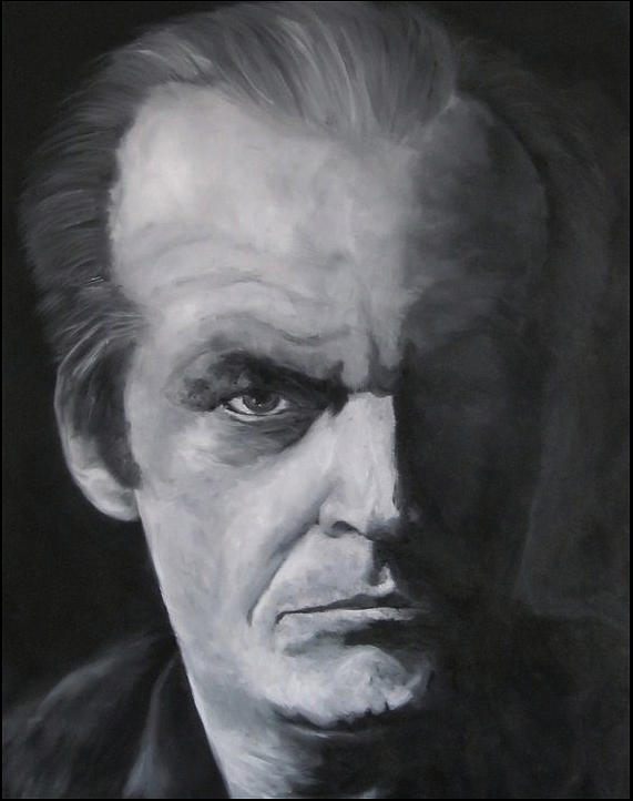 Jack Painting - Jack by Daniele Capecchi