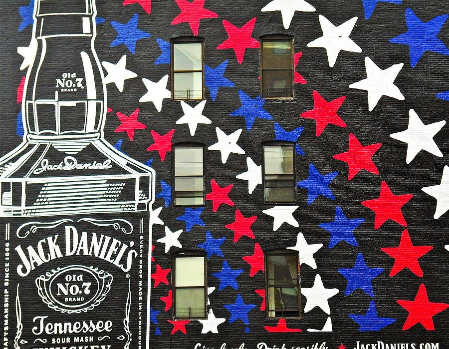 Jack Daniel\'s Wall Art Photograph by Joan Reese