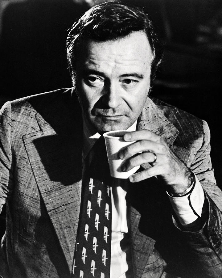Save The Tiger Photograph - Jack Lemmon In Save The Tiger  by Silver Screen