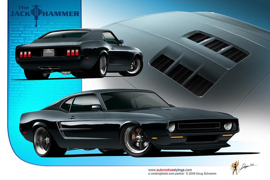 Jackhammer by Doug Schramm