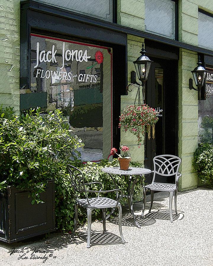 Jacks Java Photograph by Lee Owenby