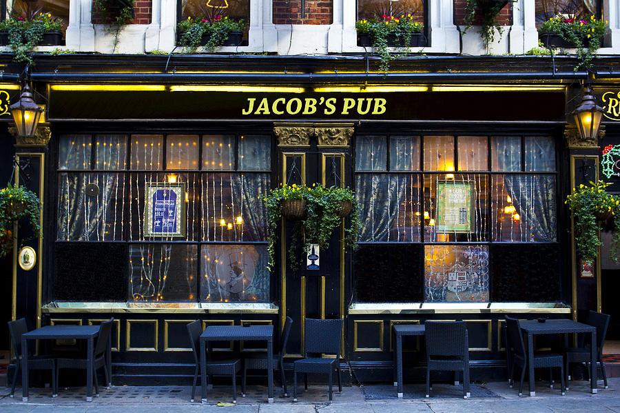 Jacob Photograph - Jacobs Pub by David Pyatt