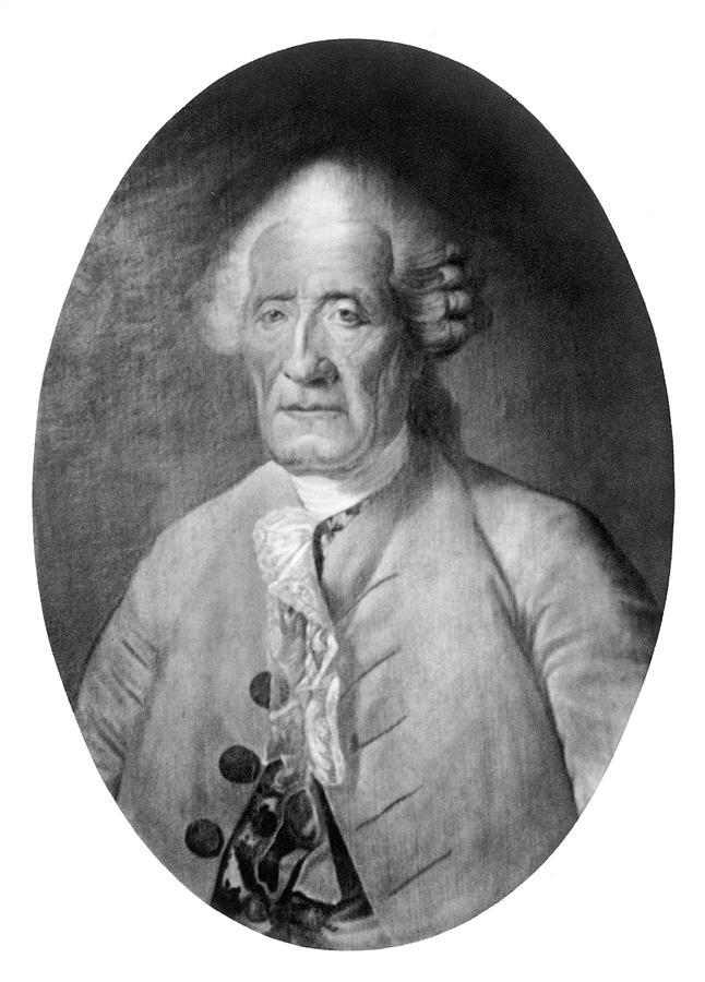 18th Century Painting - Jacques De Vaucanson (1709-1782) by Granger