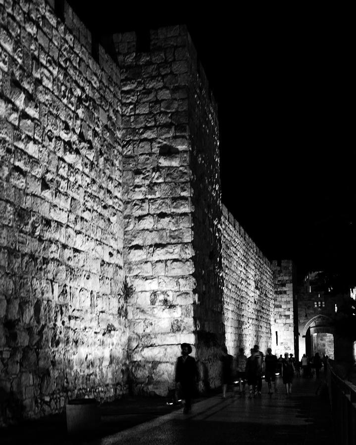 Jaffa Gate Photograph - Jaffa Gate by Amr Miqdadi