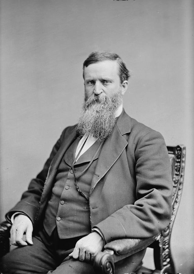 1875 Photograph - James Baird Weaver (1833-1912) by Granger