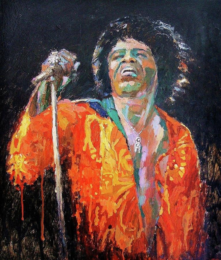 James Brown  Tour