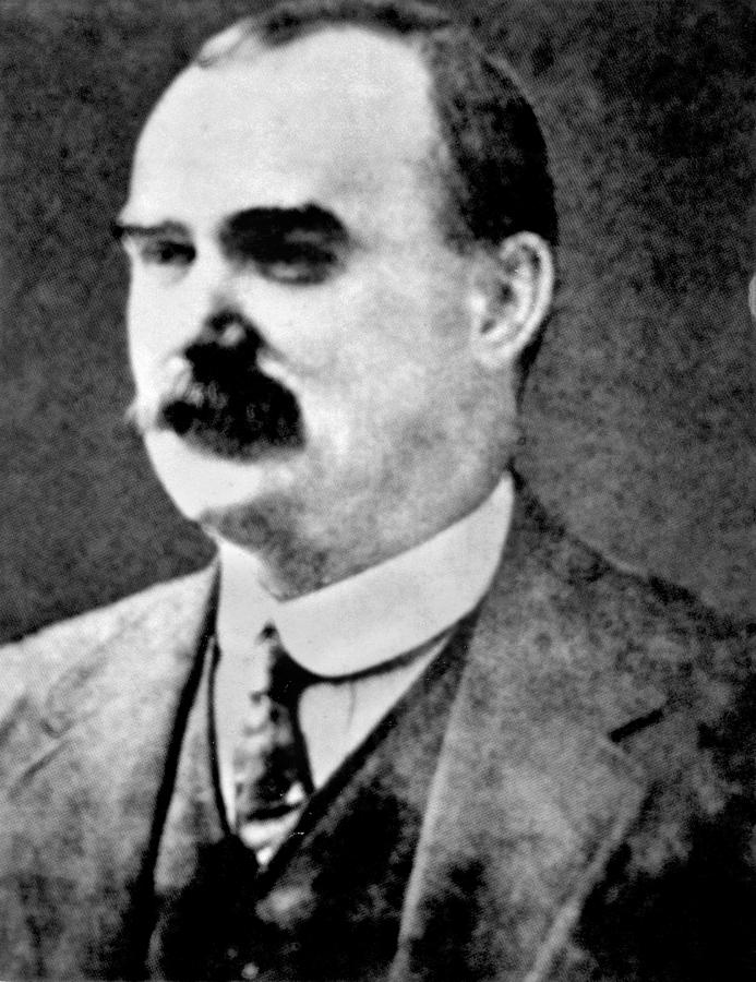 1890 Photograph - James Connolly (1870-1916) by Granger