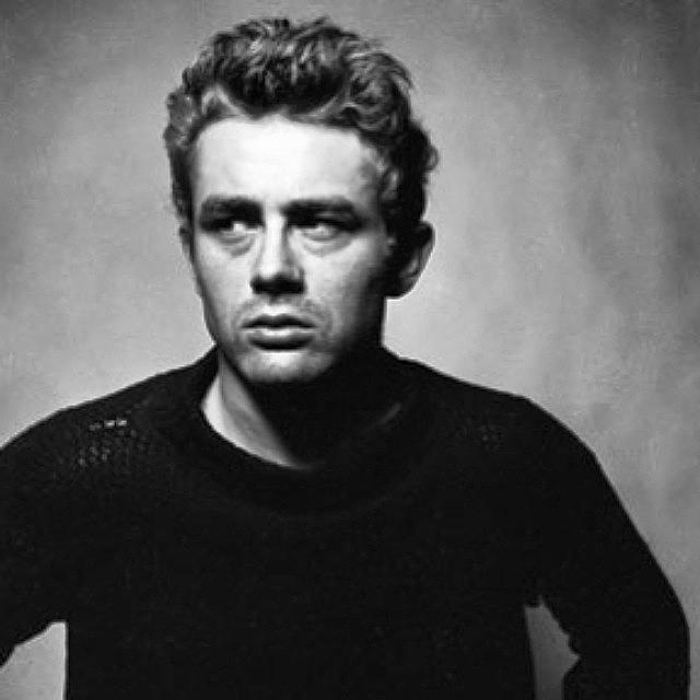 Vintage Photograph - James Dean, The Baddest Dude To Ever by Matthew Bryan Beck