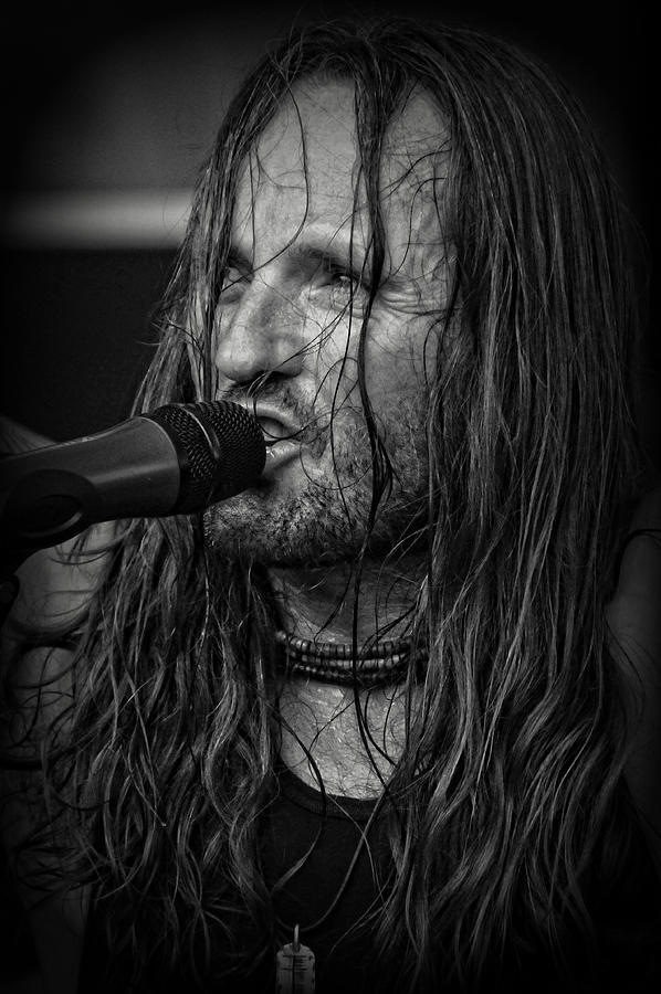 Music Photograph - Jamesie by Mike Martin