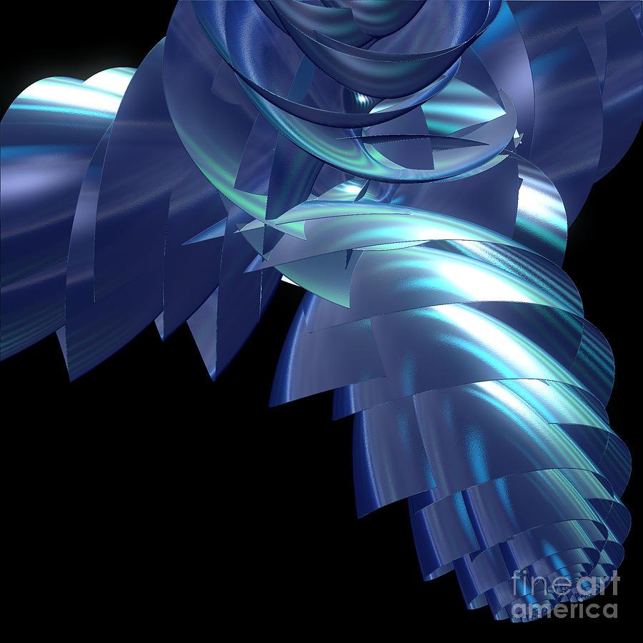 First Star Art Digital Art - Jammer Turbo Sheen 001 by First Star Art