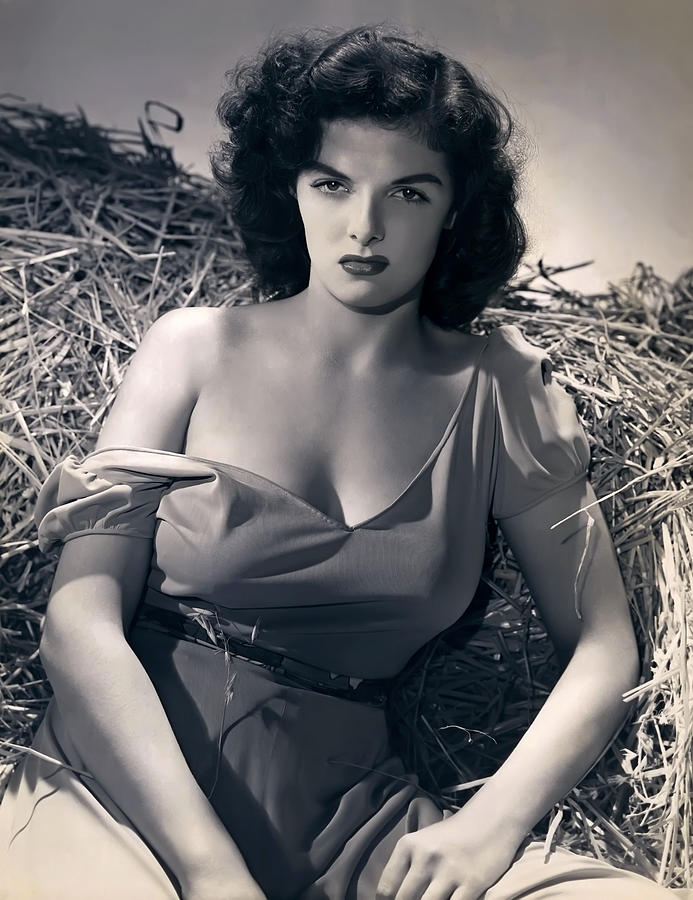 Jane Russell Photograph - Jane Russell by Daniel Hagerman