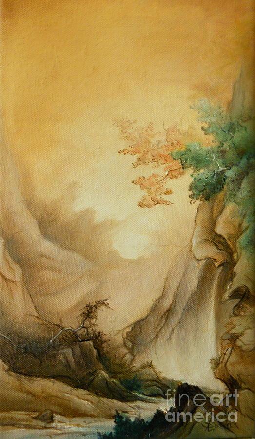 Japanese Autumn Painting