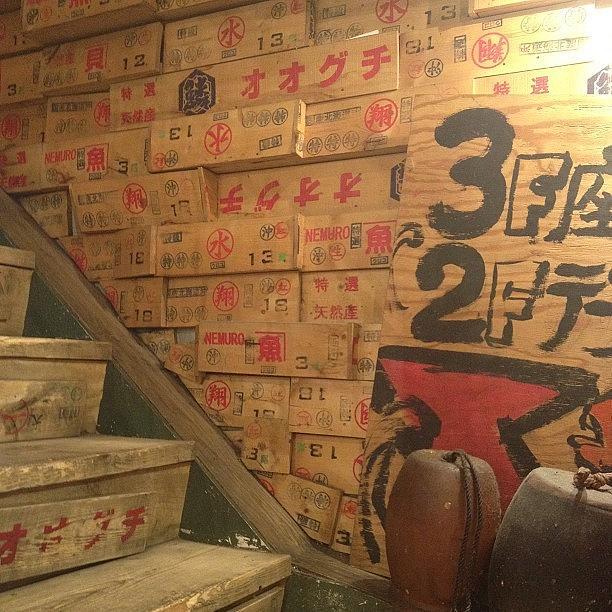 Japan Photograph - #japan#restaurant#shinjuku#tokyo by Tokyo Sanpopo