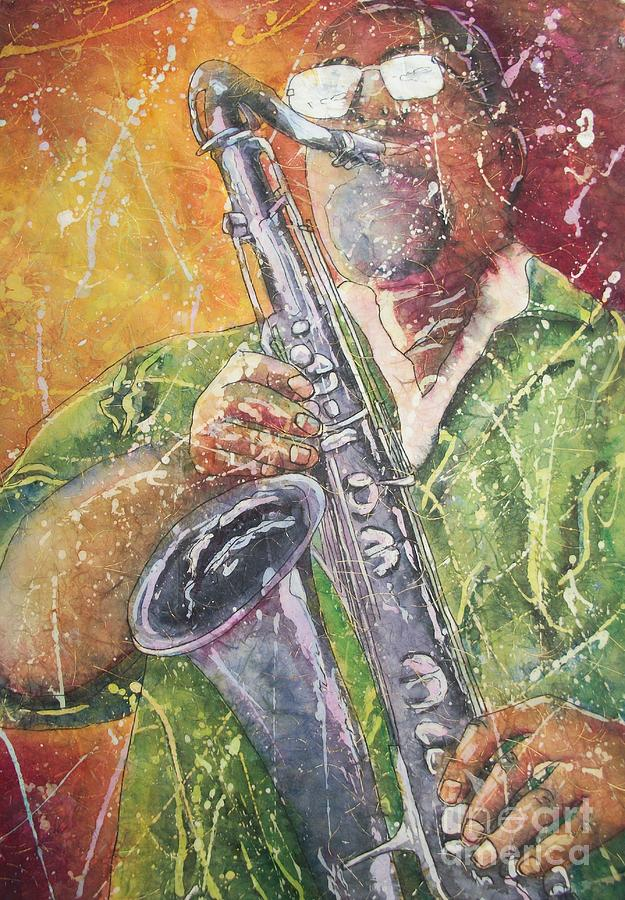 Jazz Bliss by Carol Losinski Naylor