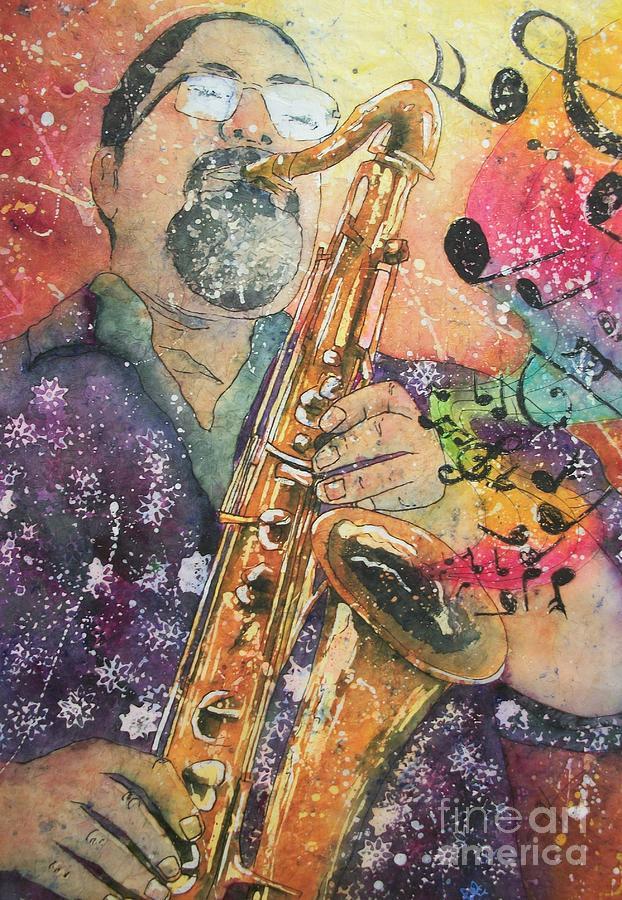 Jazz Master by Carol Losinski Naylor