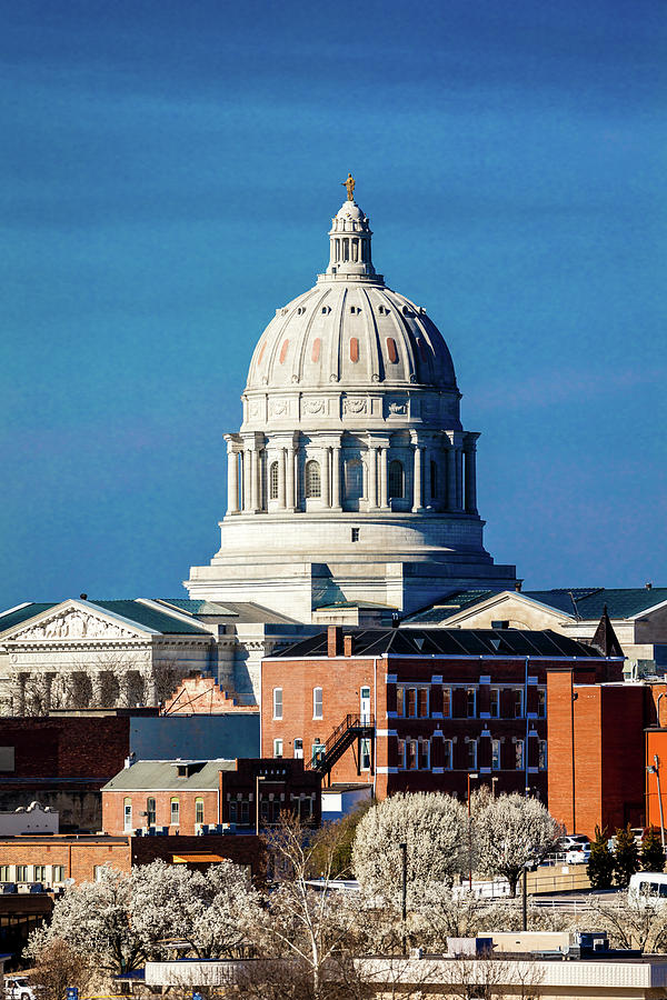 Vertical Photograph - Jefferson City - Missouri - Missouri by Panoramic Images