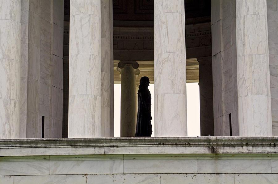 Washington D.c. Photograph - Jefferson by Pablo Rosales