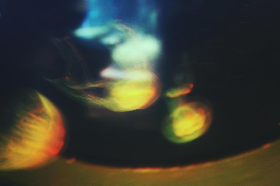 Jellyfish Photograph - Jellyfish Ultrasound by Claudia Avila