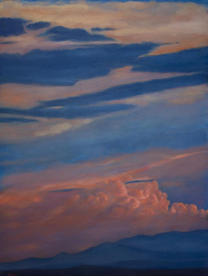 Jemez Mountain Sunset by Jack Atkins