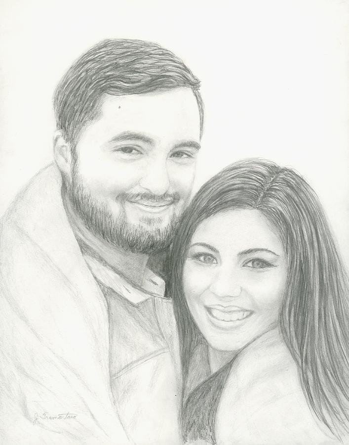 Jen and John by Jeannette Tramontano