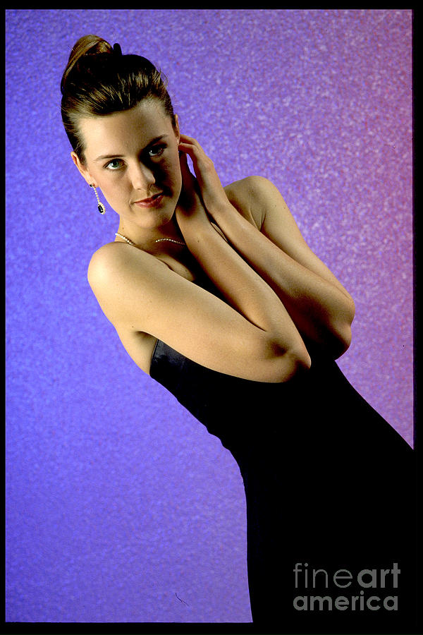 Woman Photograph - Jennifer Formal Lbd by Gary Gingrich Galleries
