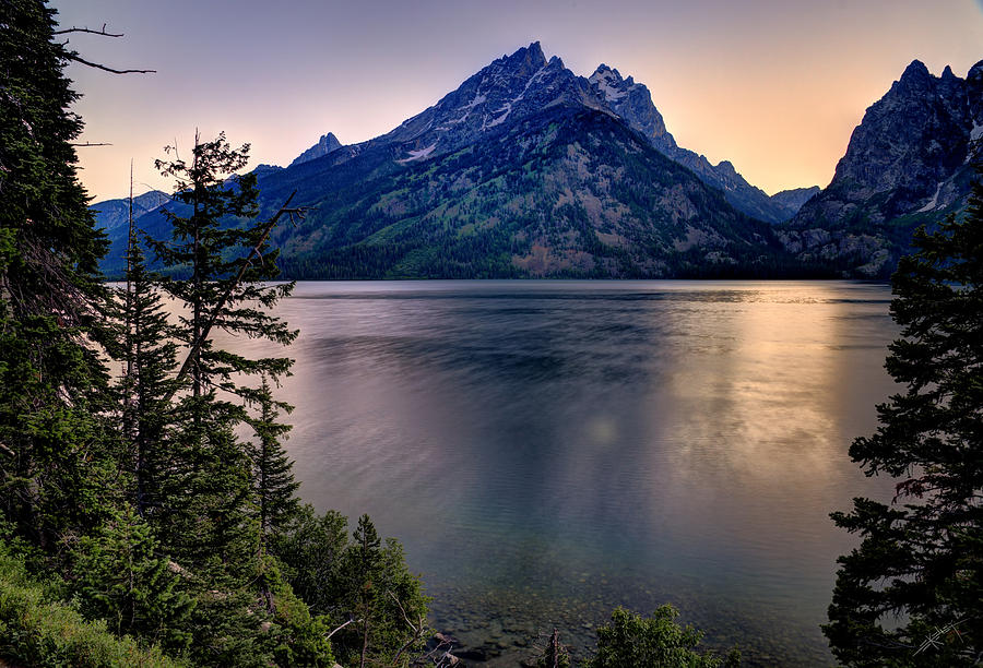 HD Jenny Lake in Grand Teton National Park Wallpaper ... |Jenny Lake Grand Teton National Park