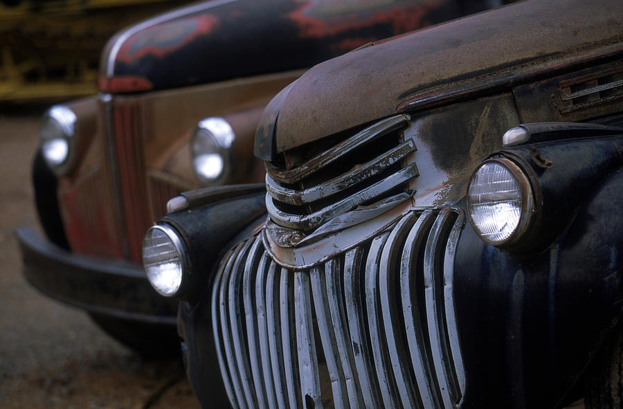 Rust Photograph - Jerome Arizona by Keith May