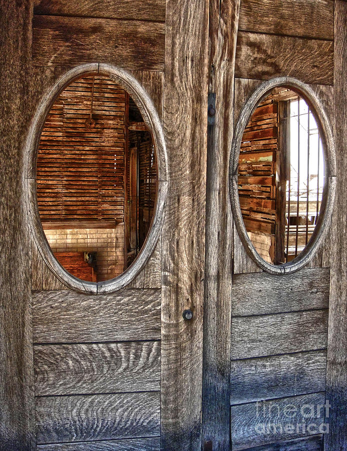 Saloon Photograph - Jerome Arizona - Saloon by Gregory Dyer