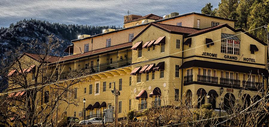 Jerome Grand Hotel No.19 Photograph
