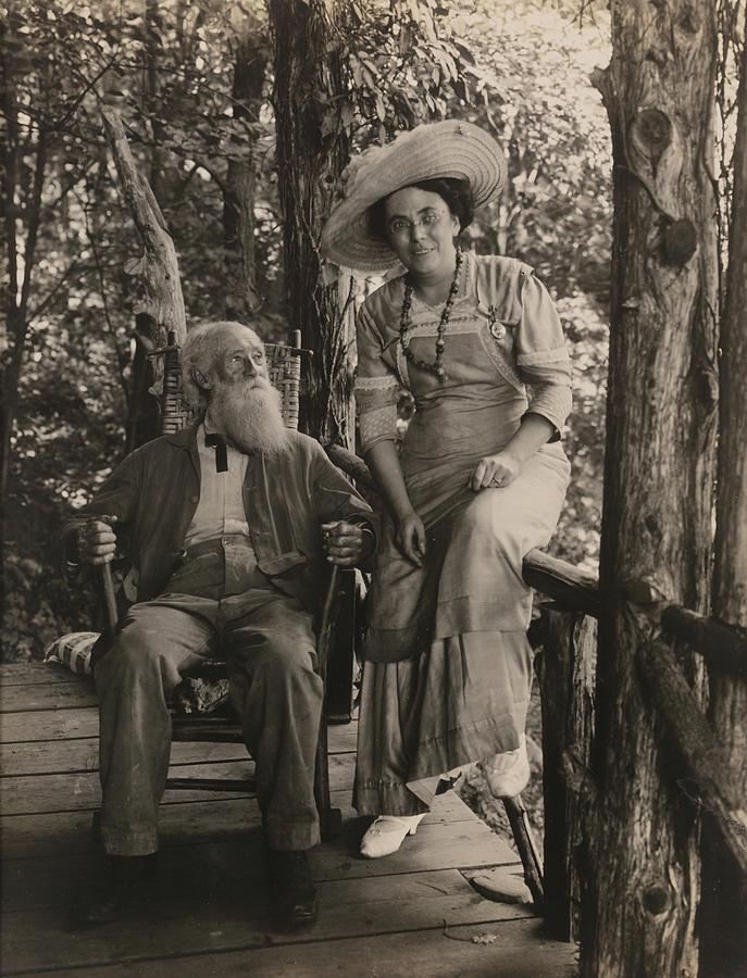 1908 Photograph - Jessie Tarbox Beals(1870-1942) by Granger