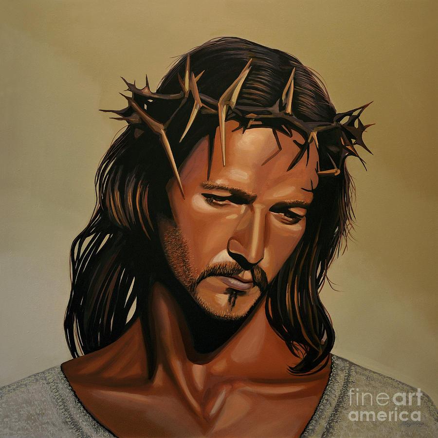 Jesus Christ Painting - Jesus Christ Superstar by Paul Meijering
