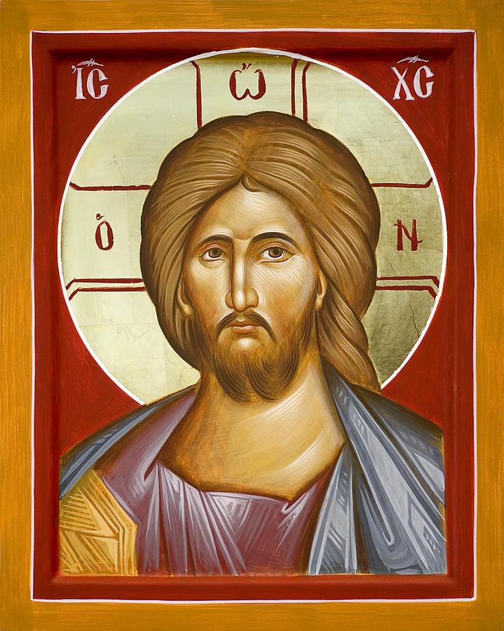 Jesus Christ Painting - Jesus Christ by Julia Bridget Hayes