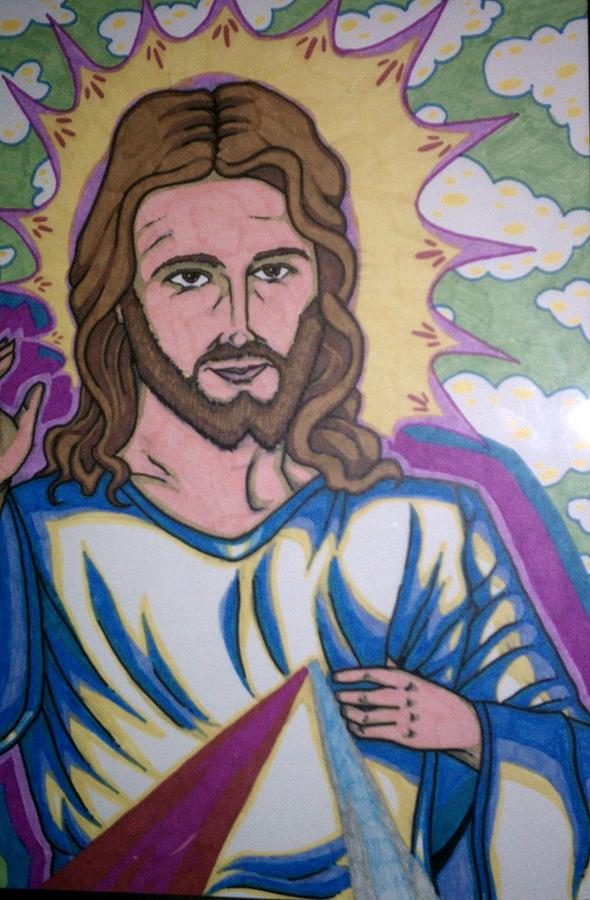 Jesus Christ by Michael Toth