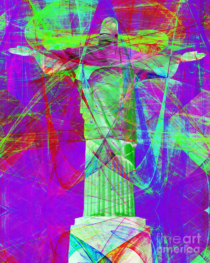 John Photograph - Jesus Christ Superstar 20130617m118 by Wingsdomain Art and Photography