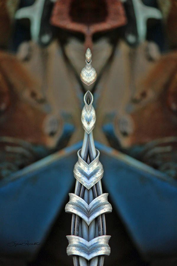Kaleidoscope Photograph - Jewels by Sylvia Thornton
