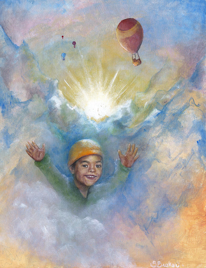 Jhonan and the Hot Air Balloons by Stephanie Broker