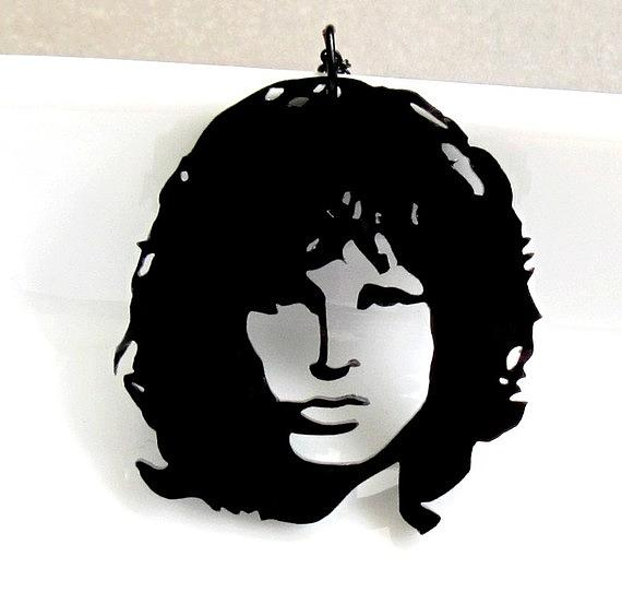 Jewelry Jewelry - Jim Morrison Necklace by Rony Bank