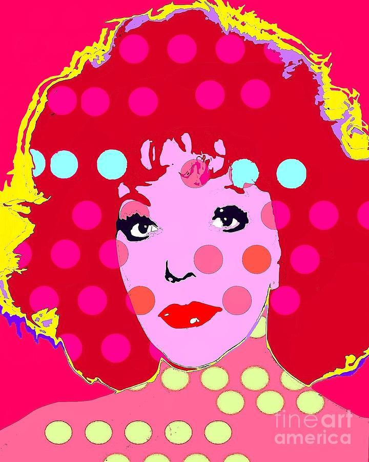 Joan Collins by Ricky Sencion
