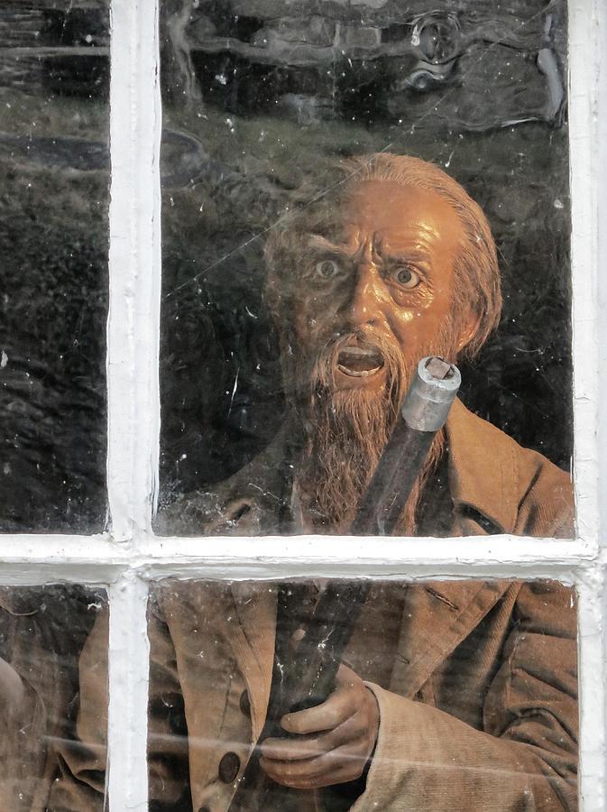 John Brown Photograph - John Brown Harpers Ferry by Patricia Januszkiewicz