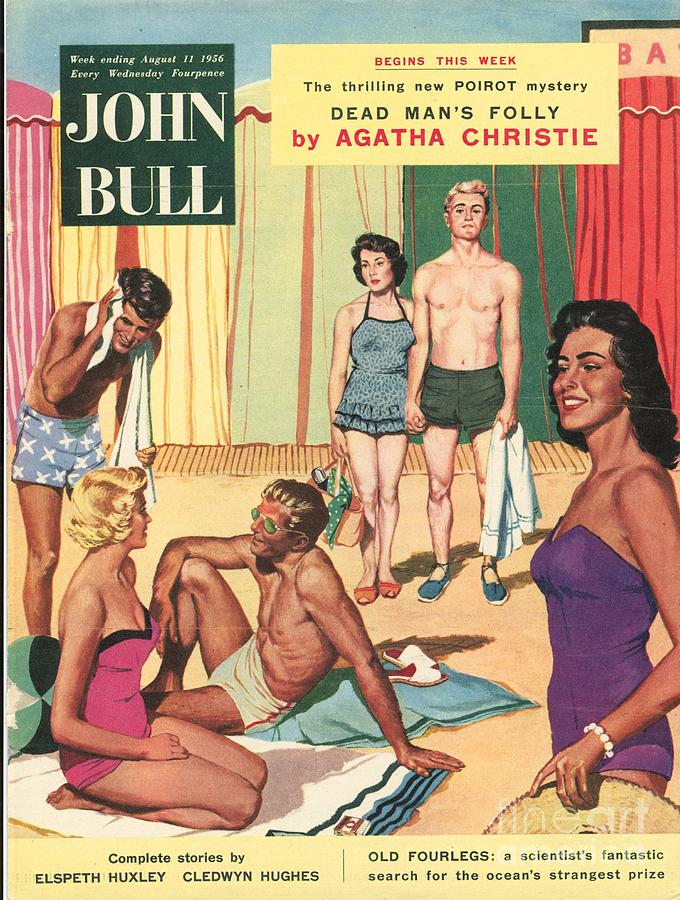 1950s Drawing - John Bull 1950s Uk Holidays Suntans by The Advertising Archives
